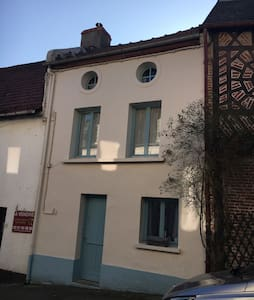 A charming townhouse - Montreuil