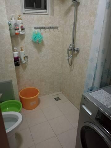 美丽的英伦风格小区,温馨干净的房间 - Beijing - Casa