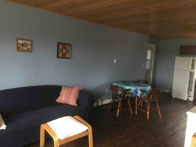 Two  bedroom  suite on dairy farm in rural PEI
