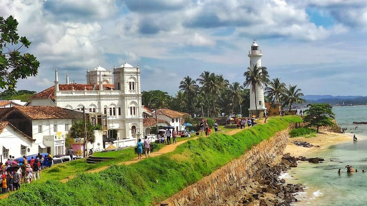 Galle-Fort-2 bed room Luxury Suite