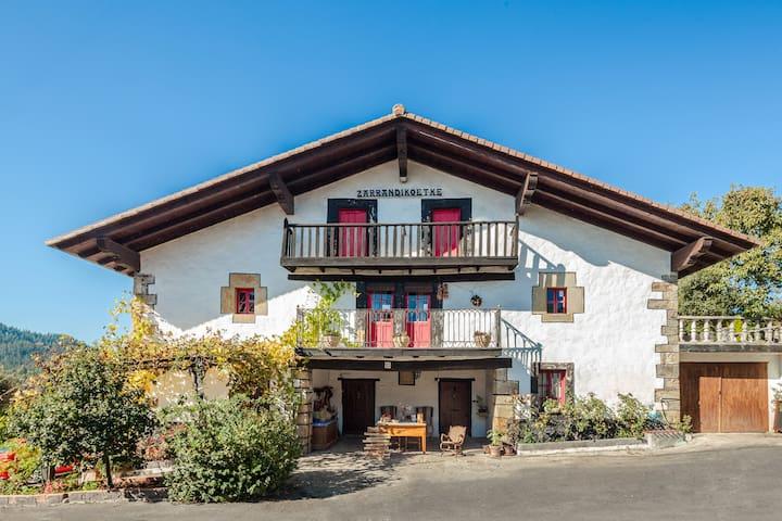 Alojamiento rural Andiketxe
