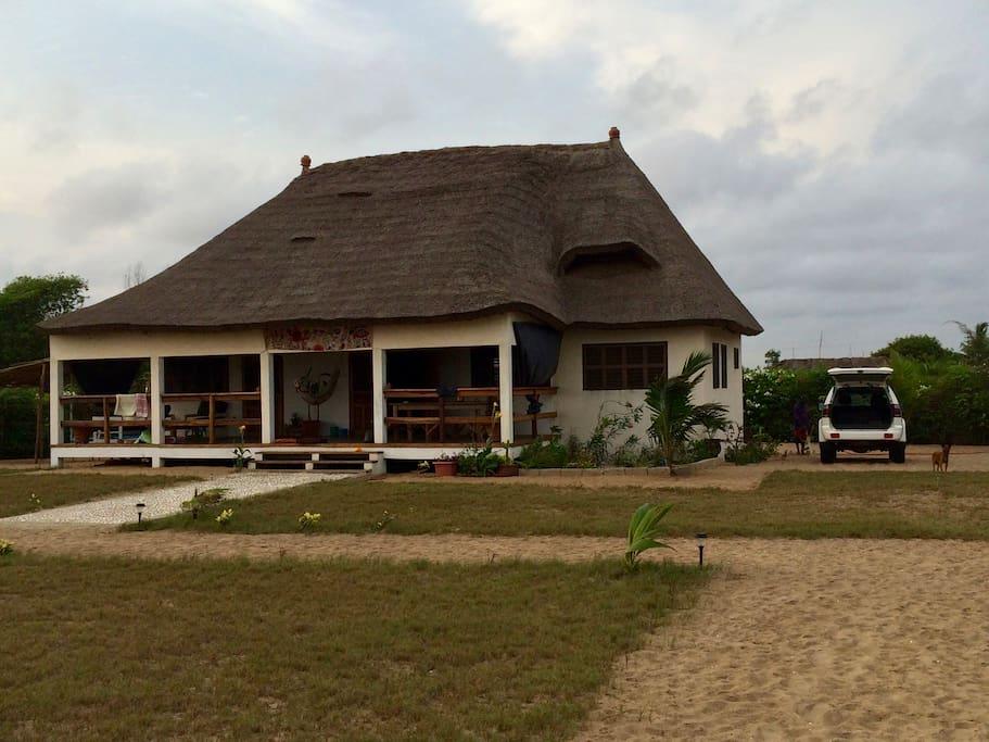 Villa del playa