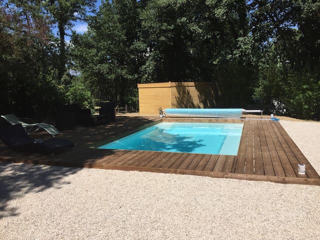 Maison de charme provençale proche Aix-en-Provence