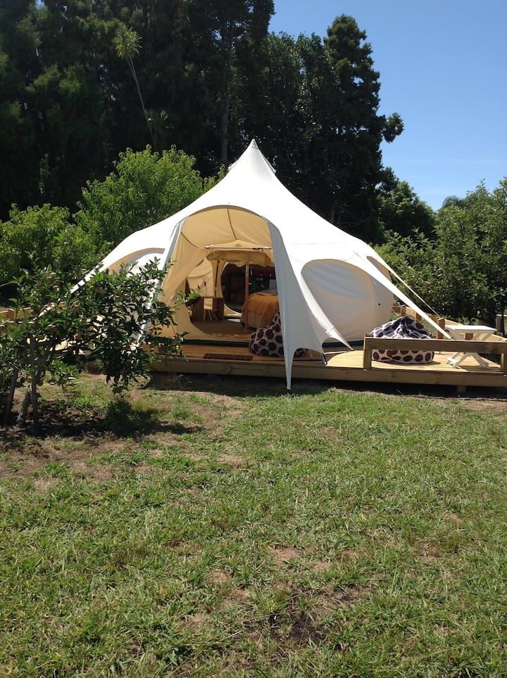 Omaha Glamping - One Twenty Six
