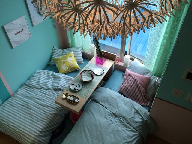 #Special price in May#  Dongdaemun Vintage Apt. - Jung-gu - Appartement