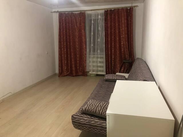 Уютная, чистая, удобная квартира.