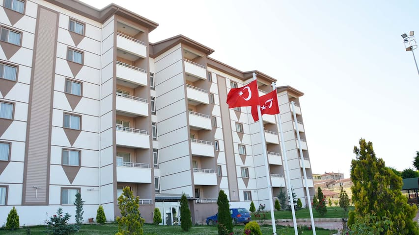 Günçar Termal 1+1 Apart Daireler - Afyonkarahisar - Appartement