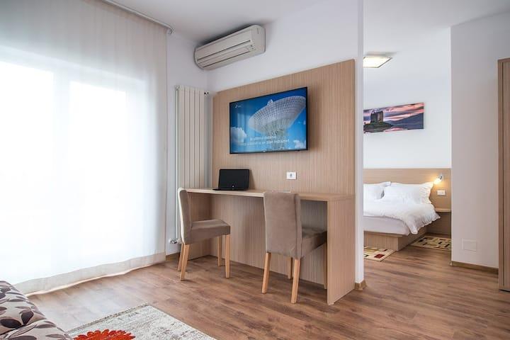 Junior Suite - RESIDENCE Il Lago