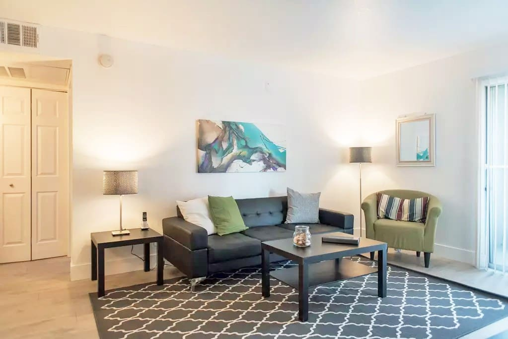 This condo is your home away from home with many amenities provided for your convenience