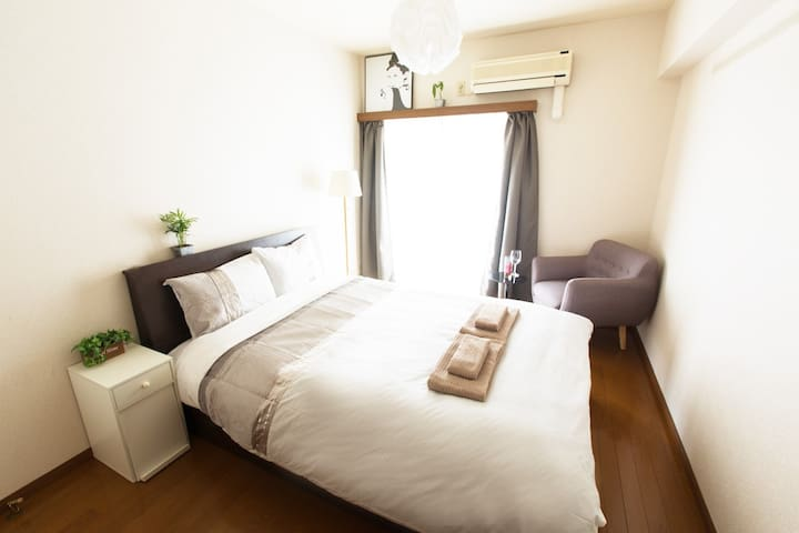 LOCATION! 1 min for SHIBUYA town! - Shibuya-ku - Apartamento
