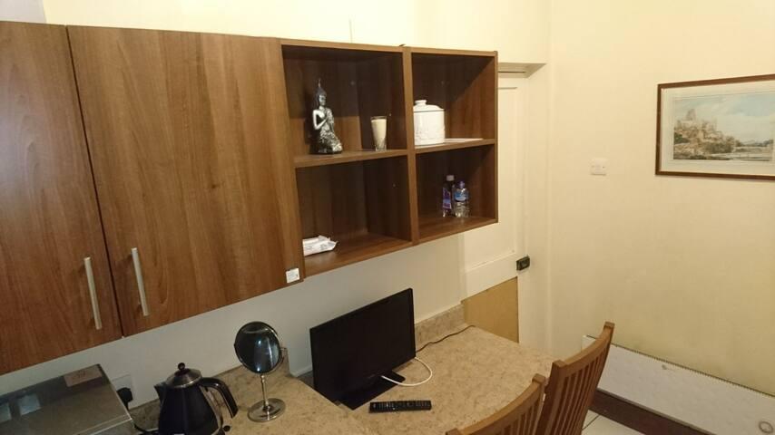 Cozy 1 Bedroom