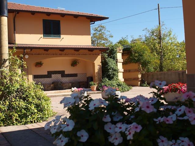 alloggio in Agriturismo - Torre di Ruggiero - Leilighet