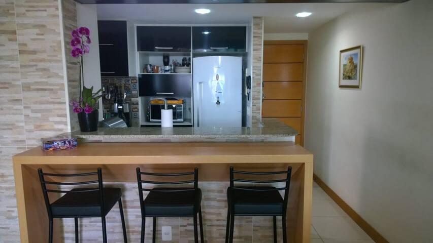 Apartamento luxo no Barra bonita  - Puerto Madero