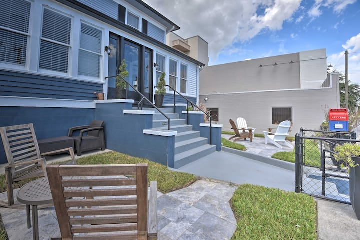 NEW! Renovated Downtown Daytona Beach Home!