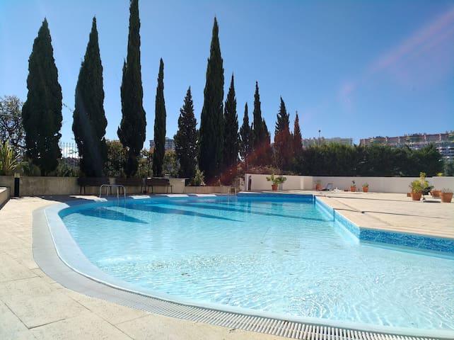 Oasis in Lisbon!