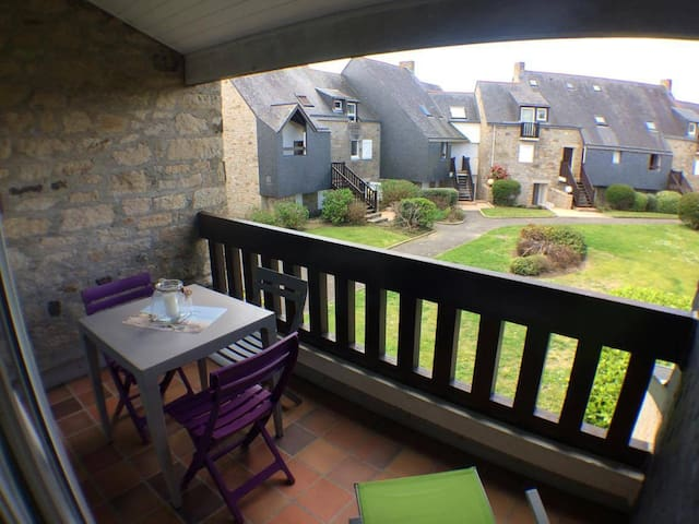 Apartment with furnished terrace - 卡爾納克(Carnac) - 公寓