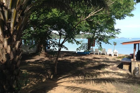 Beach House, 10meters from beach, Two Bedrooms - Tambon Wichit