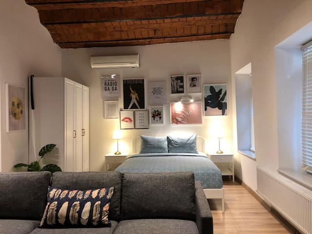 Well designed apartment in GALATA