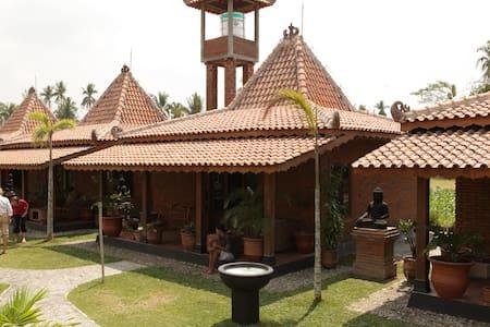 Rumah Dharma - Borobudur - Casa de campo