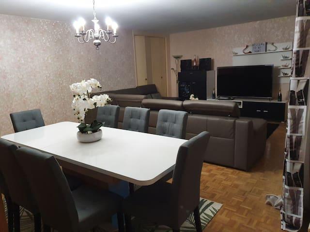 Appartement très spacieux de 113 m2 proche paris