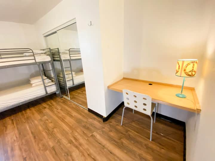 Bed in 6 Bed Mixed Dorm at ITH Colive Balboa Park