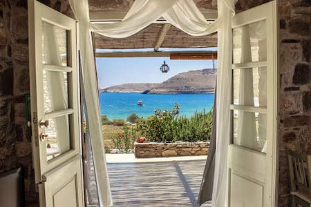 Dream house near sea 1 Serifos Gree