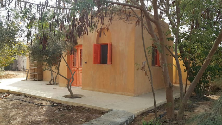 Cute Nubian Cottage - cairo - Huis