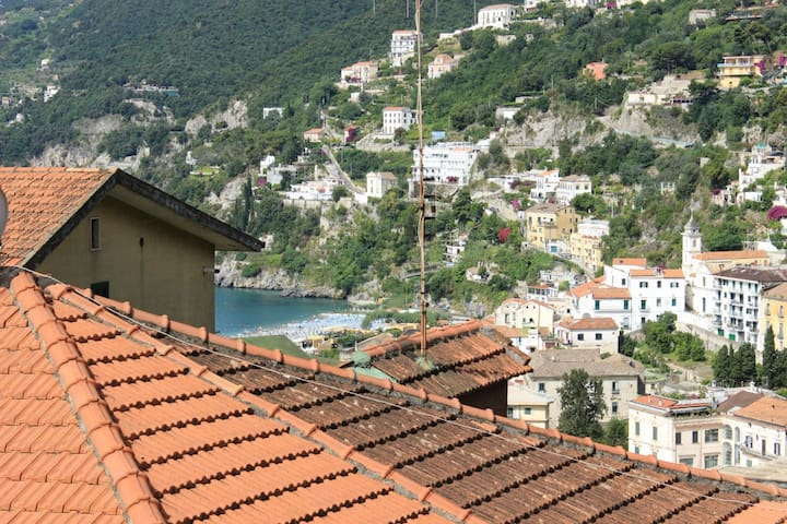 Small flat on the Amalfi Coast - Vietri Sul Mare - Apartament