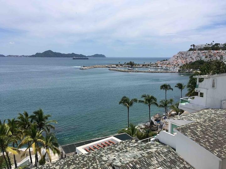 Hermosa casa en Manzanillo mejor vista a la bahía