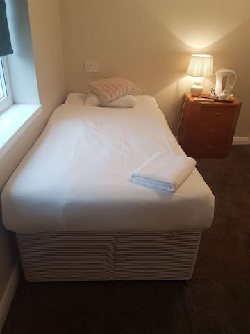 CENTRAL BIRMINGHAM ENSUITE SINGLE ROOM IN B & B