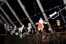 Sinterklaas decor