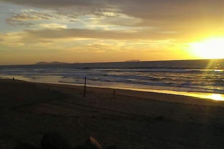 Romantic Ocean Extravaganza For two - Imperial Beach - Huoneisto
