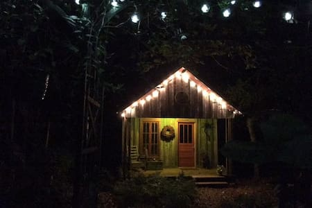 Artist Studio/Cabin In the Woods - Saint Francisville - Talo