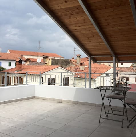 New loft apartment in the old town - Koper - Appartement
