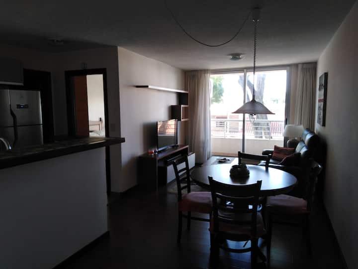 Apartamento 1d como nuevo sobre rambla