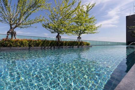 Sky Panorama Pool view 2 wk stay free airport pick