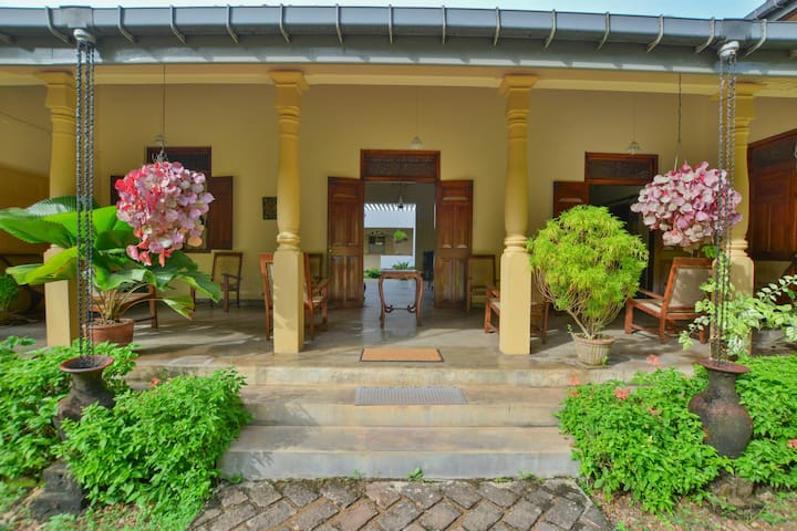 Eco friendly garden & Heritage Home, Mirigama
