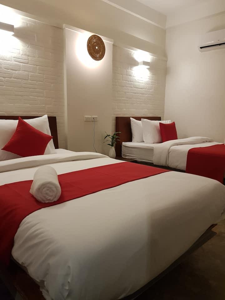Baahu Villa Standard Twin Bed-103