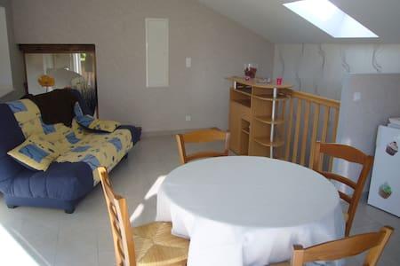 appartement cosy entre Bresse et val de Saône - Manziat - Διαμέρισμα