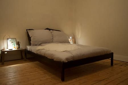 Nice, stylish room in an old building - Kolonia - Apartament