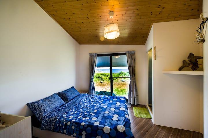 《蘭嶼綠建築-天空的眼睛 》太平洋曙光海景套房