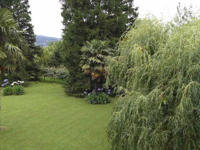 Habitación doble Fuenterrabia jardín - Fuenterrabía - Apartament