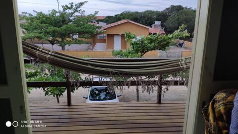 Casa de praia, balneário Campo Bom, Santa Catarina