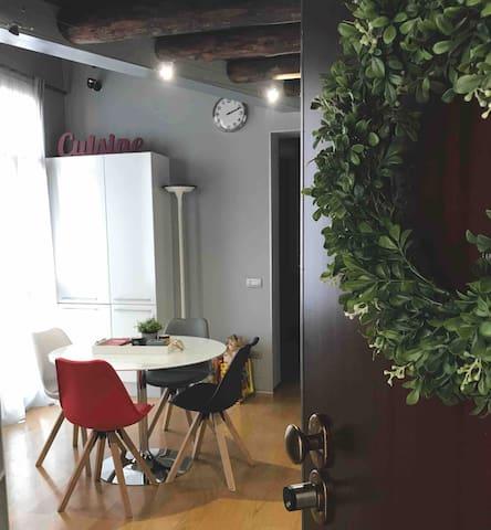 Loft incantevole con pianoforte zona Palazzo Te