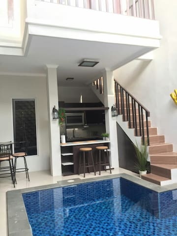 Modern villa in the center cilegon - Banten, ID - Ház