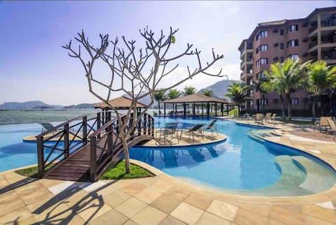 Suíte Porto Bali Resort - Angra dos Reis
