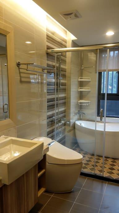 2F前套房衛浴
