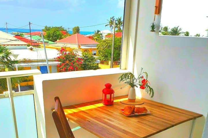 Marina Saint-François : un balcon sur les Caraïbes