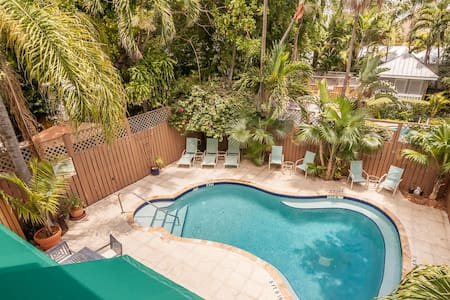 Curry House Bed & Breakfast Room #8 - 키웨스트(Key West) - B&B