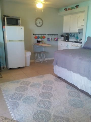 Freshly updated with many brand new decor and ammenities